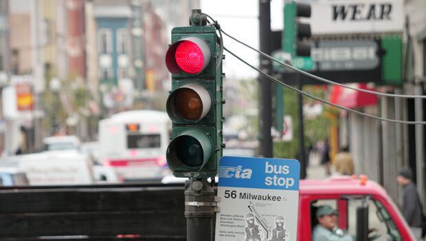 multe a semaforo rosso